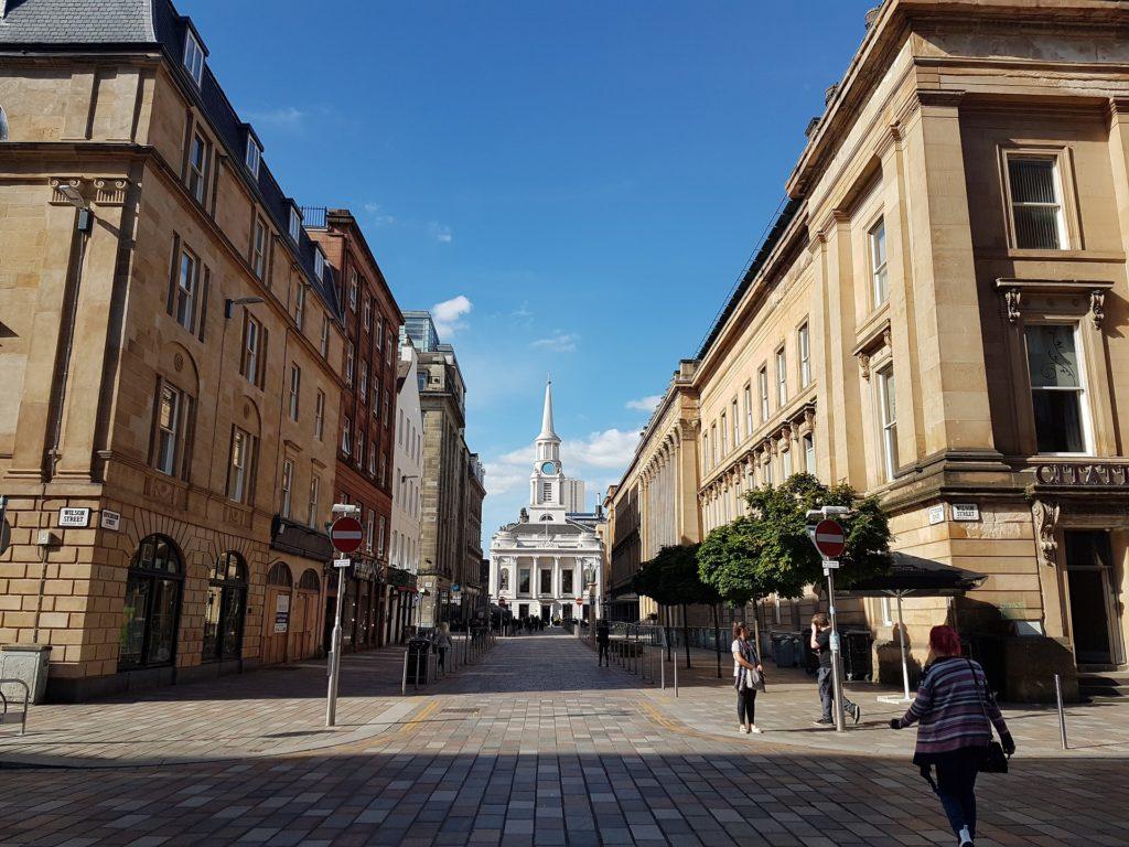 Streets of Glasgow